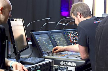 Yamaha Rivage Albert Hall