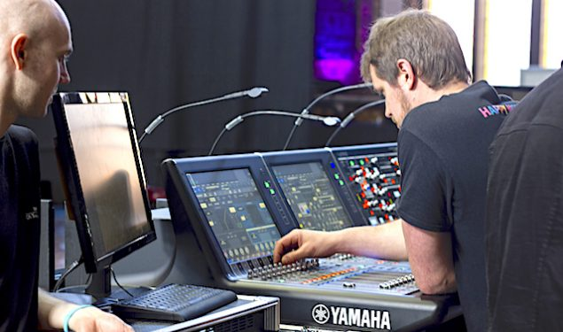 tube UK Hosts Another Hands-On Training Event For Yamaha RIVAGE Systems