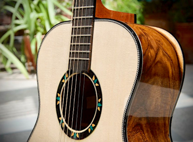 Bigfoot Guitars – Top Quality Hand Crafted Guitars From India.
