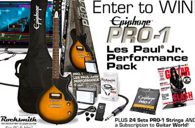 Epiphone PRO-1 Les Paul Jr