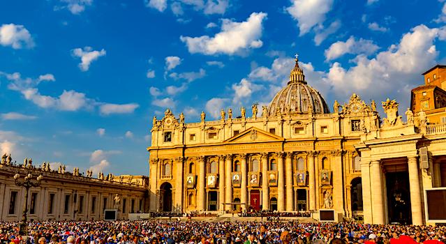 Yamaha Rivage At The Vatican