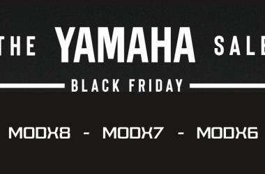 Yamaha Black Friday