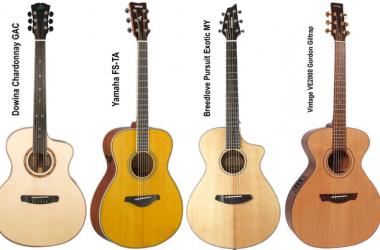 Best Acoustic Guitars 2018