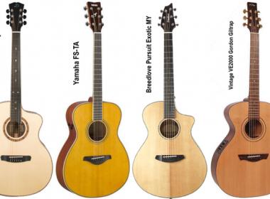 Best Acoustic Guitars Of 2018