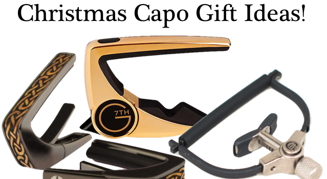 Christmas Capo Gift Ideas