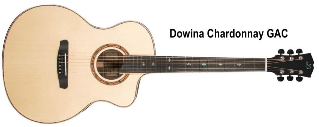 Dowina Chardonnay GAC