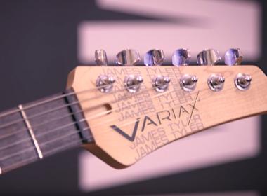 Bartosz Jończyk Demos The Line 6 Helix & James Tyler Variax Guitar