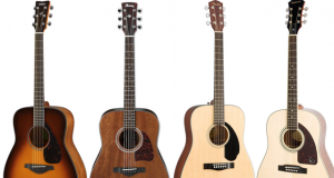 Solid Top Acoustic Guitars Under £200