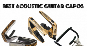 Best Acoustic Guitar Capos