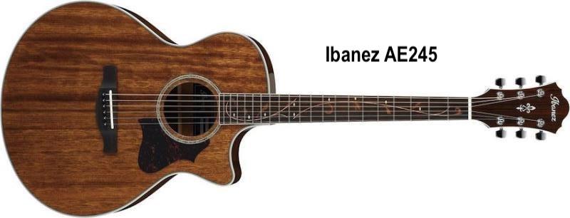 Ibanez AE245