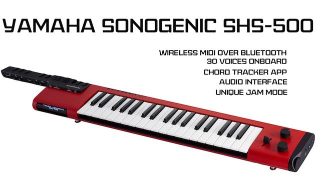 Yamaha SHS-500