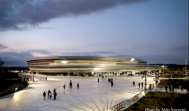 Yamaha and Nexo Bring State-Of-The-Art Sound To Arena Pays d'Aix