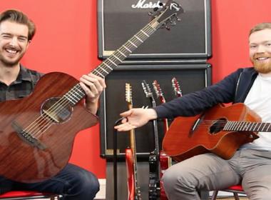 WIN a Faith Guitars Nexus Venus Cognac E/Cut worth £649