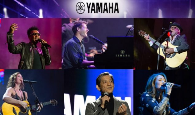 Yamaha Makes Waves with 'All-Star Concert on the Grand' Extravaganza at 2019 NAMM Show