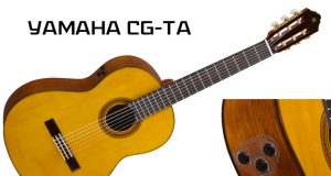 Yamaha CG-TA