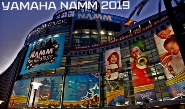 Yamaha to Exhibit More Than 50 New Products At NAMM 2019