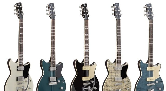 Yamaha Revstar New Finishes