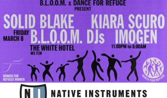 Dance For Refuge & Native Instruments Workshops