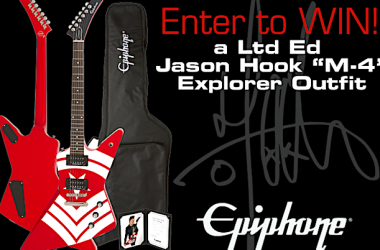 Epiphone Jason Hook M-4