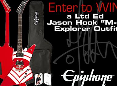 "Win a new Ltd. Ed. Jason Hook ""M-4"" Explorer Outfit"