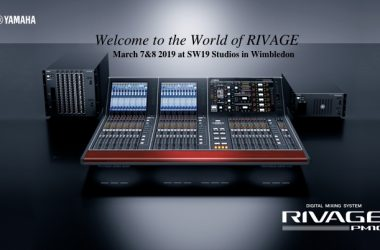 Yamaha Rivage Training