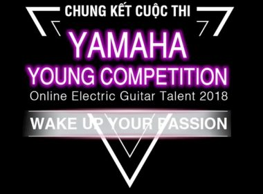 Yamaha Young Guitarist Competition – Sharing Passion and Performance