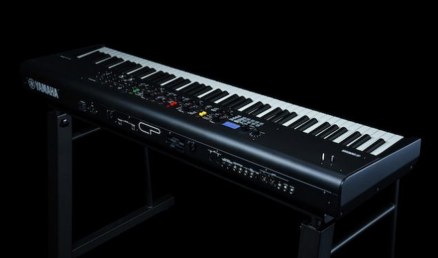 Chris Miller Plays The Yamaha CP88 Stage Piano