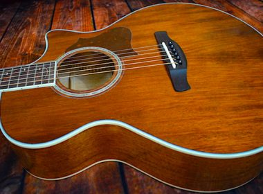 Ibanez AE245 Acoustic Guitar – The Perfect Combination Of Style with Substance.