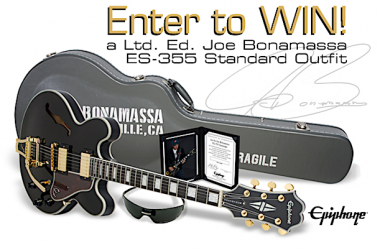 Joe Bonamassa ES-355