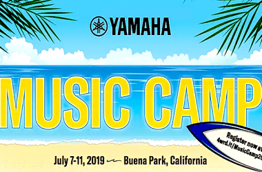 Yamaha Music Camp 2019