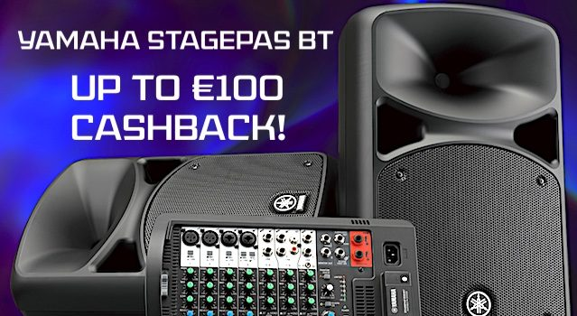 Yamaha STAGEPAS BT