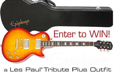 Epiphone Les Paul Tribute Outfit