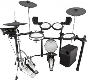 MS45DR electronic drum monitor