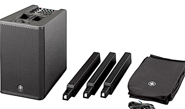 Yamaha Announces Next Generation STAGEPAS 1K All-In-One Portable PA System