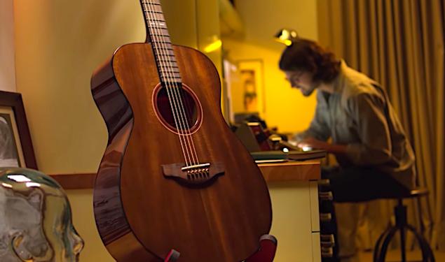 Yamaha Launches STORIA Acoustic Guitars