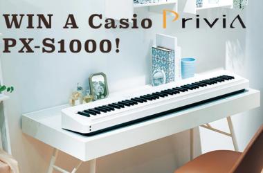 Win A Casio PX-S1000
