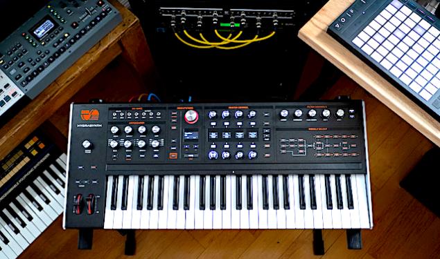 ASM Hydrasynth A Sound Designers Dream!
