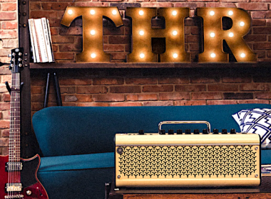 Yamaha THR II – The World's Most Popular Portable Amp Gets A Makeover
