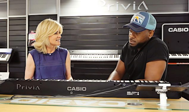 Casio Music UK have partnered with London Live's #HotTopics