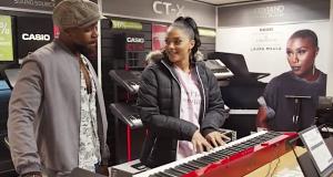 Casio Music Education