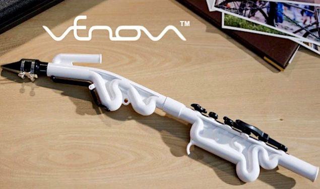 Yamaha Expands Family of Popular 'Casual Wind Instruments' with Alto Venova