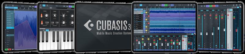 Cubasis 3 iPad