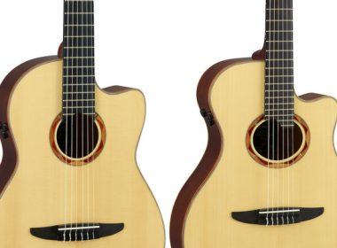 Yamaha NX Series Nylon-String Acoustic-Electric Guitars – NAMM 2020