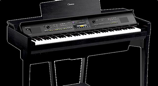 Yamaha_Clavinova_CVP-800 NAMM 2020