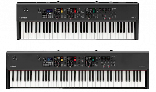 Yamaha Update The CP73 and CP88 OS to v1.3 NAMM 2020