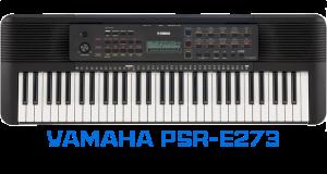 Yamaha PSR-E273 NAMM 2020