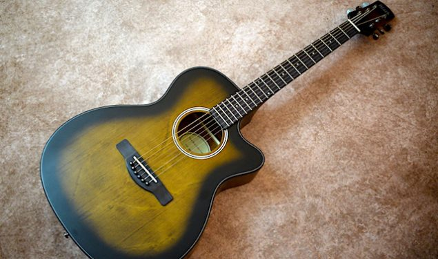 Adam Black Route 61 CE – A Blues Guitar For All Styles.