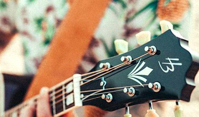 Harley Benton Guitars Dedicated Website
