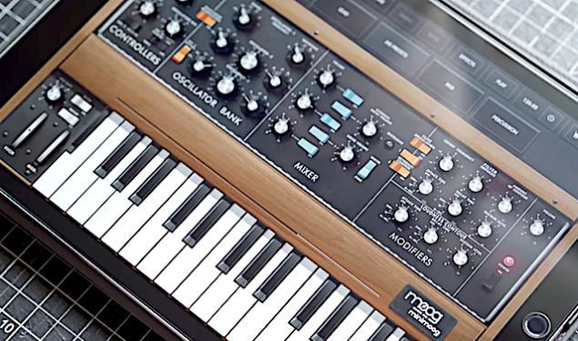 Free Apps From Moog and KORG for the stuck at home musician!