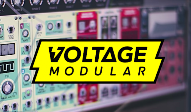 Cherry Audio Offers Their Voltage Modular Nucleus Software For FREE!